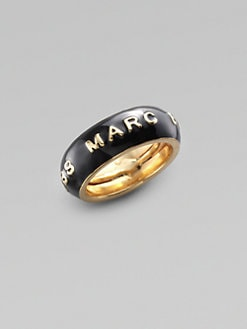 Marc by Marc Jacobs - Signature Ring