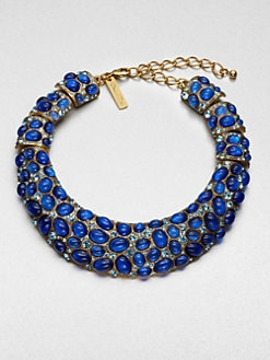 Oscar de la Renta - Jeweled Collar Necklace