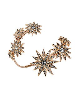 CA&LOU - Etoile Sparkle Coil Bracelet