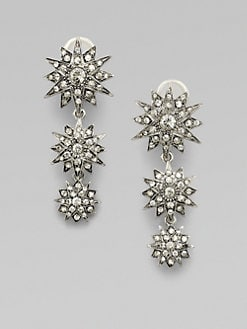 CA&LOU - Etoile Sparkle Drop Earrings