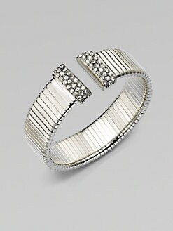CA&LOU - Margherita Ribbed Cuff Bracelet