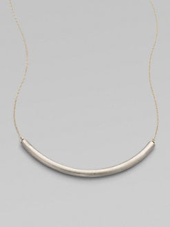 Etten Eller - Floating Bar Necklace