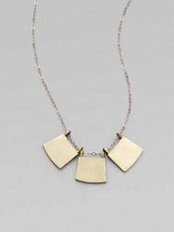 Etten Eller - Three Flags Necklace