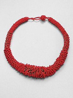 ABS by Allen Schwartz Jewelry - Graduated Beaded Necklace