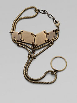 Bliss Lau - Calder Antiqued Chain Bracelet