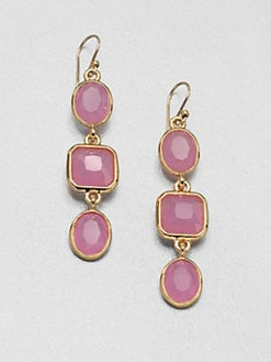 Kate Spade New York - Geometric Drop Earrings