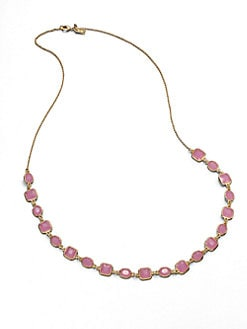 Kate Spade New York - Geometric Jeweled Necklace