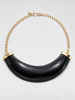 Kenneth Jay Lane - Bib Necklace