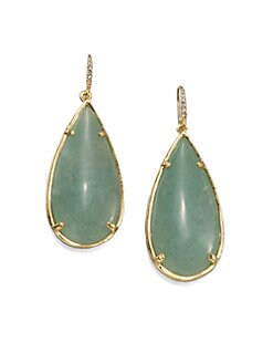 ABS by Allen Schwartz Jewelry - Teardrop Earrings