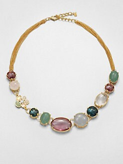 ABS by Allen Schwartz Jewelry - Multicolor Collar Necklace
