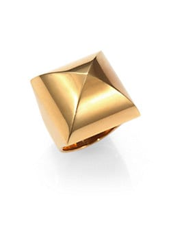 Michael Kors - Pyramid Stud Ring