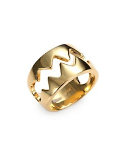 Eddie Borgo - Bear Trap Ring