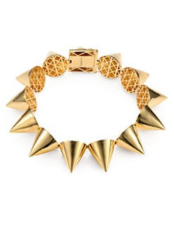 Eddie Borgo - Large Cone Necklace
