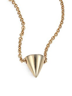 Eddie Borgo - Cone Pendant Necklace