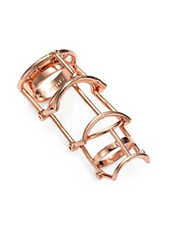 Eddie Borgo - Hinged Ratchet Ring