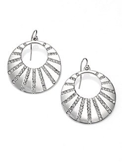 ABS by Allen Schwartz Jewelry - Sunray Sparkle Earrings