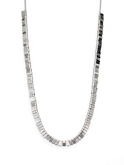 ABS by Allen Schwartz Jewelry - Bar Bead Necklace