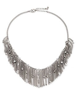 ABS by Allen Schwartz Jewelry - Fringe Chain Necklace