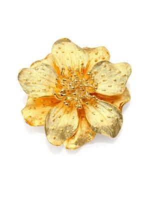 Anemone Flower Pin