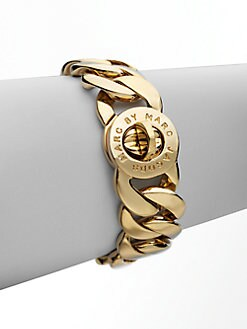 Marc by Marc Jacobs - Katie Turnlock Bracelet/Gold