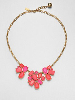 Kate Spade New York - Three-Cluster Necklace