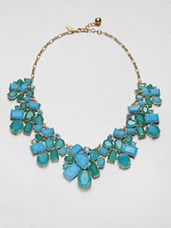 Kate Spade New York - Cluster Bib Necklace