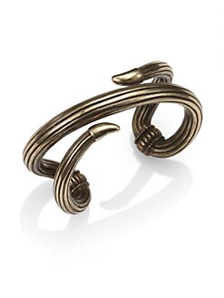 Giles & Brother - Serpent Cuff Bracelet
