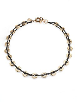 Marc by Marc Jacobs - Bolt Link Necklace