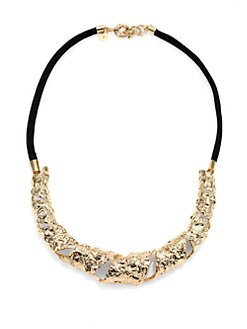 Marc by Marc Jacobs - Apocalyptic Twist Necklace
