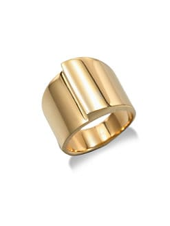 Michael Kors - Foldover-Effect Ring
