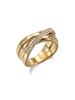 Michael Kors - Pavé Twisted Ring