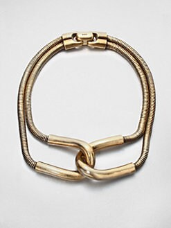 Giles & Brother - Cortina Snake Chain Necklace