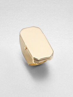 Maison Martin Margiela - Flip Top Mirror Ring