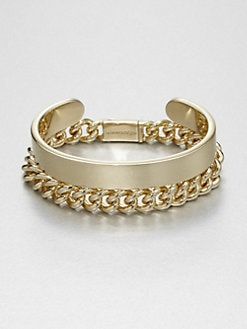 Maison Martin Margiela - Cuff and Chain Bracelet