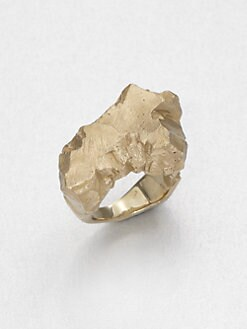 Maison Martin Margiela - Organic Form Ring/Small