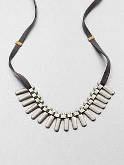 Etten Eller - Fan Necklace