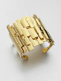 Aurelie Bidermann - Machu Pichu Bracelet