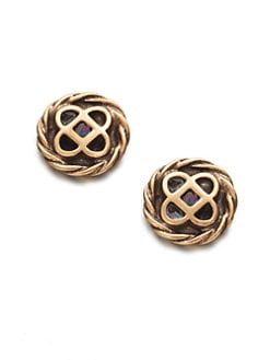 Oscar de la Renta - Mosaico Stud Earrings