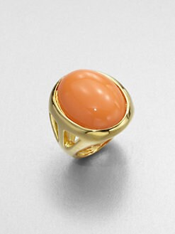 Kenneth Jay Lane - Cabochon Ring