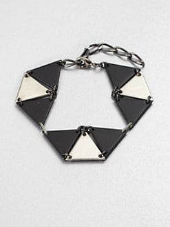 Bliss Lau - Purist Triangle Bracelet