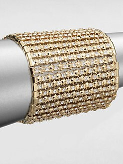 ABS by Allen Schwartz Jewelry - Faceted Stretch Bracelet