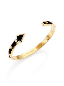 Marc by Marc Jacobs - One Way Studded Bangle Bracelet