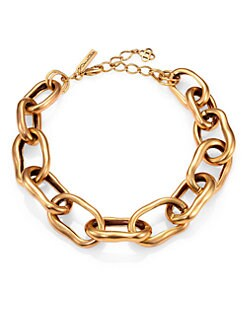 Oscar de la Renta - Link Necklace