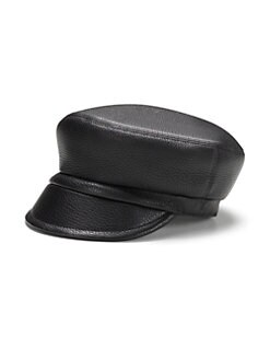 Gucci - Toddler's & Kid's Leather Cap