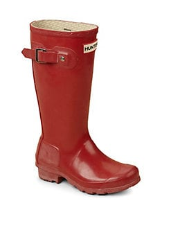 Hunter - Toddler's & Kid's Original Tall Rain Boots