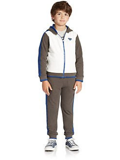 Armani Junior - Boy's Two-Piece Track Suit