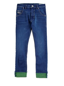 Diesel - Boy's Colored Jeans