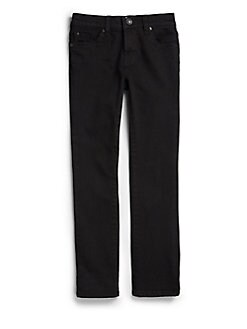 7 For All Mankind - Girl's Ponte Skinny Jeans