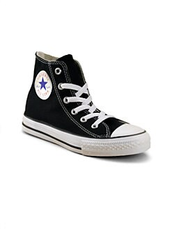 Converse - Infant's, Toddler's & Kid's Chuck Taylor All Star Core High Sneakers/Black