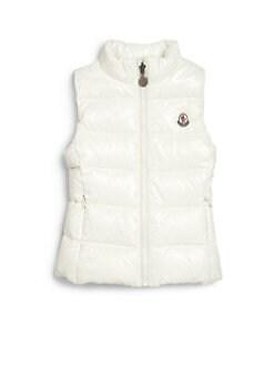 Moncler - Girl's Ghany Puffer Vest